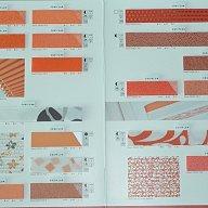 Каталог тканей плиссе