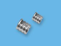 Кронштейн торцевой для круглого карниза 16 мм