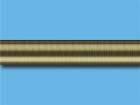 Труба для круглого карниза 25 мм