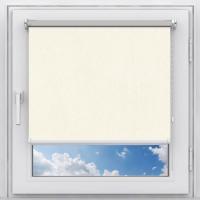 Рулонная штора Замша шириной 116 см