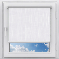 Рулонная штора на пластиковое окно Шантунг