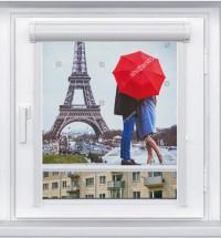 Кассетная штора с фотопечатью Романтика