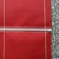 Шторная лента с петлями для римской шторы - Шторная лента с петлями для римской шторы