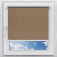 Рулонная штора на пластиковое окно мини Ажур